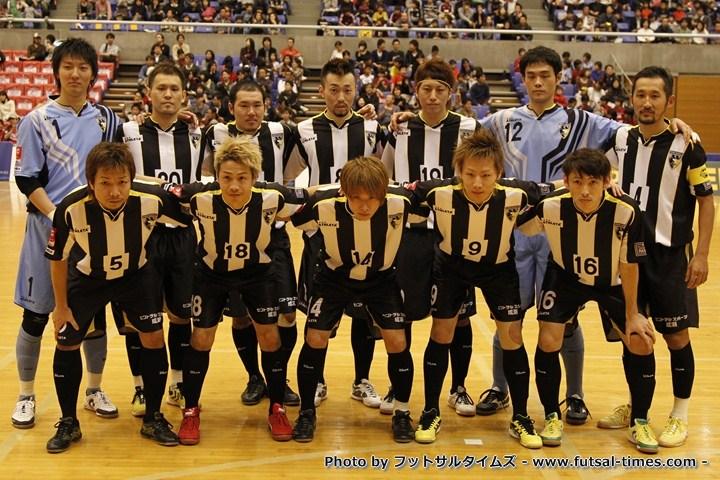 2010-11シーズンのFリーグ